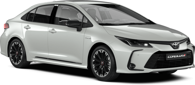 Corolla Sedan ниво Luxury Plus